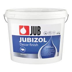 JUBIZOL Decor finish